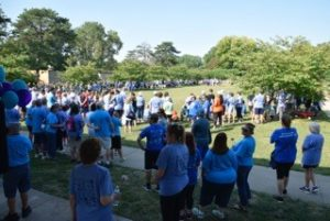 The 15th Annual SASS-MOKAN Remembrance Walk